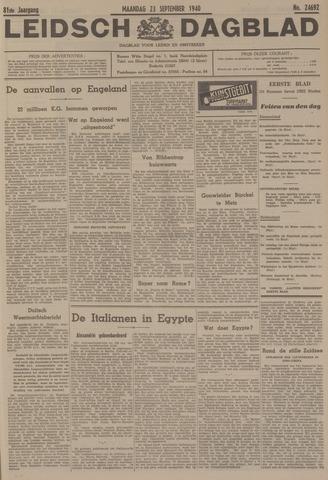 Leidsch Dagblad 1940-09-23