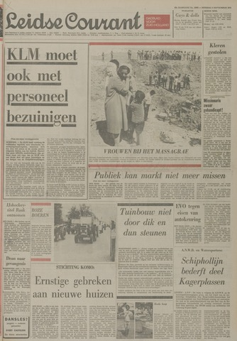 Leidse Courant 1974-09-03