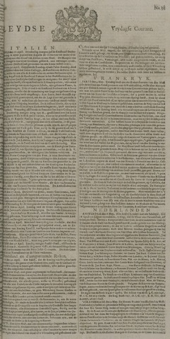Leydse Courant 1726-05-10