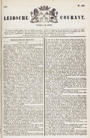 Leydse Courant 1877-06-22