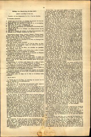 Handelingen van de Raad 1877-05-31