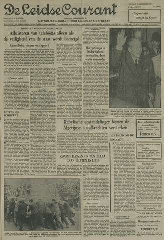 Leidse Courant 1963-10-25