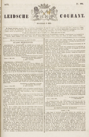 Leydse Courant 1873-05-05