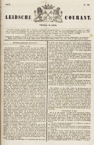 Leydse Courant 1873-04-18