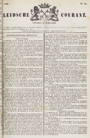 Leydse Courant 1882-02-21