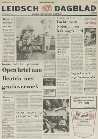 Leidsch Dagblad 1980-04-05