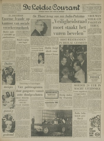 Leidse Courant 1965-09-18