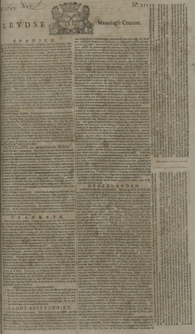 Leydse Courant 1743-09-16