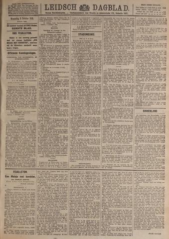 Leidsch Dagblad 1919-10-08