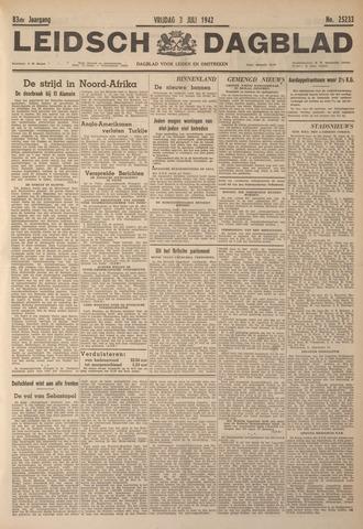 Leidsch Dagblad 1942-07-03