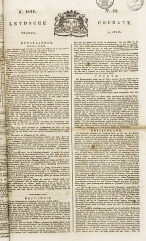 Leydse Courant 1844-04-19