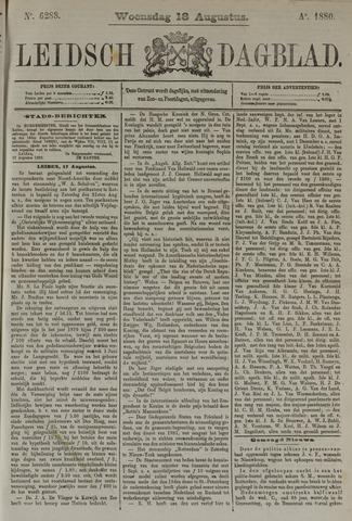 Leidsch Dagblad 1880-08-18
