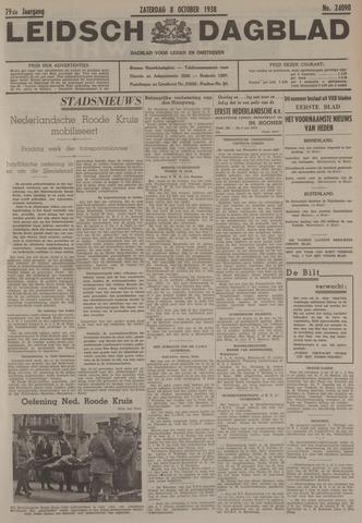 Leidsch Dagblad 1938-10-08