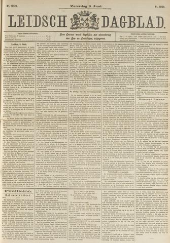 Leidsch Dagblad 1894-06-09