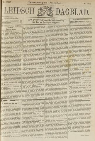 Leidsch Dagblad 1892-12-15