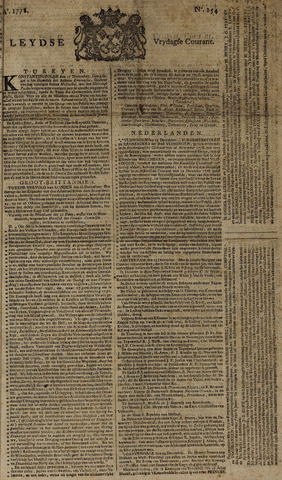 Leydse Courant 1778-12-25