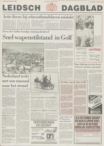 Leidsch Dagblad 1988-08-08