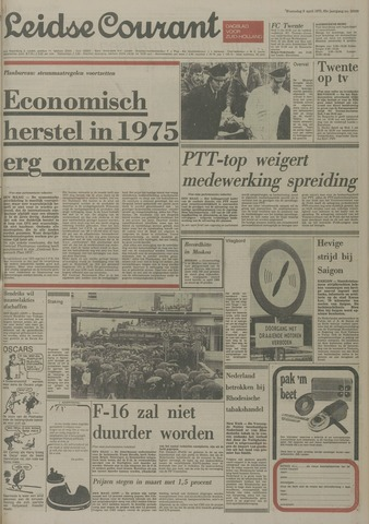 Leidse Courant 1975-04-09