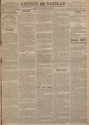 Leidsch Dagblad 1923-08-16