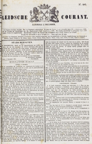 Leydse Courant 1871-12-02