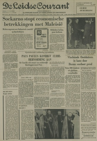 Leidse Courant 1963-09-23