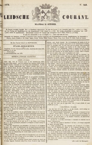 Leydse Courant 1872-10-21