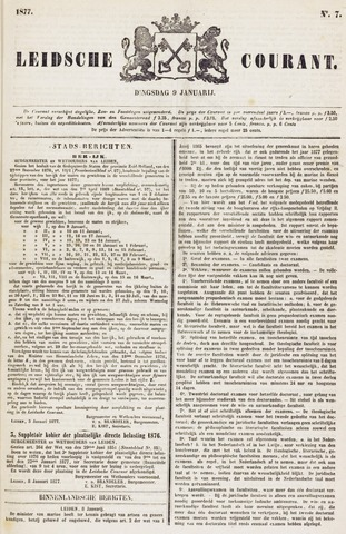 Leydse Courant 1877-01-09