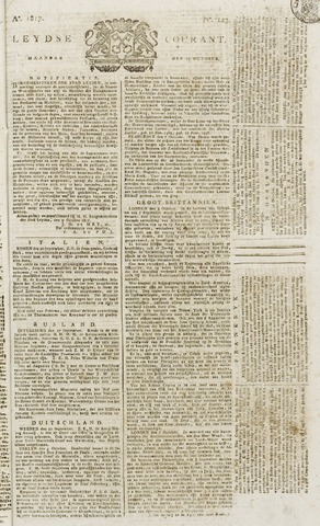 Leydse Courant 1817-10-13
