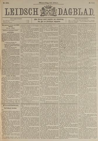 Leidsch Dagblad 1896-06-22