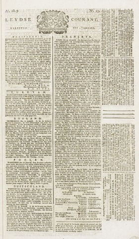 Leydse Courant 1819-02-03