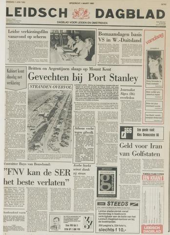 Leidsch Dagblad 1982-06-01