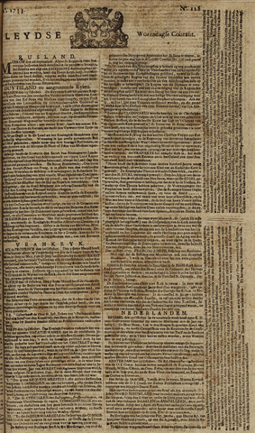 Leydse Courant 1753-10-24
