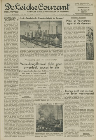 Leidse Courant 1951-08-10