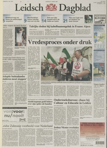 Leidsch Dagblad 1999-07-01