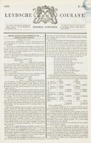 Leydse Courant 1855-12-12