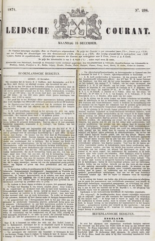 Leydse Courant 1871-12-18