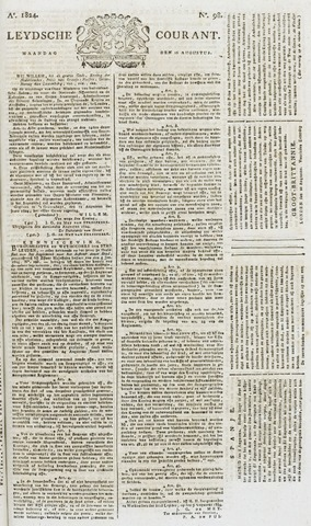 Leydse Courant 1824-08-16