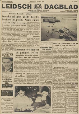 Leidsch Dagblad 1961-04-13