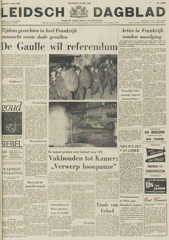 Leidsch Dagblad 1968-05-25