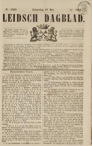 Leidsch Dagblad 1864-05-21