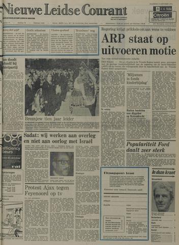 Nieuwe Leidsche Courant 1974-10-14