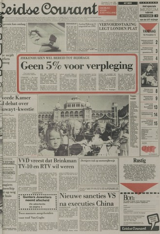 Leidse Courant 1989-06-21