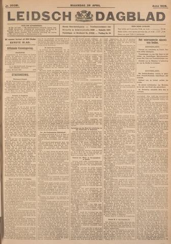 Leidsch Dagblad 1926-04-26