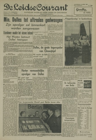 Leidse Courant 1959-04-16