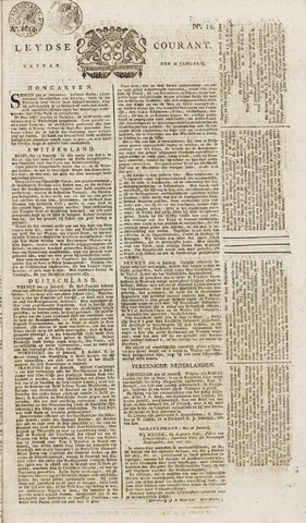 Leydse Courant 1814-01-28
