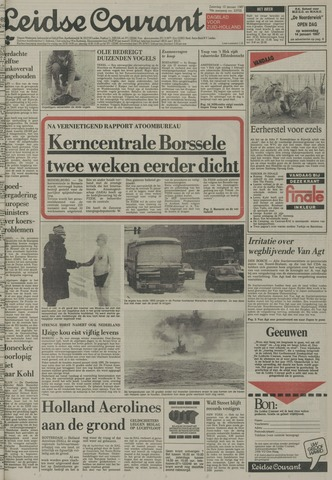 Leidse Courant 1987-01-10