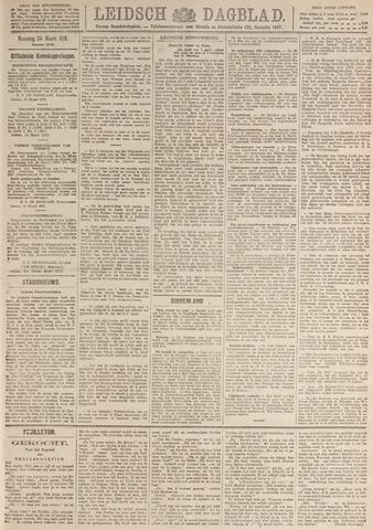 Leidsch Dagblad 1919-03-24