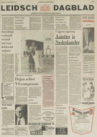 Leidsch Dagblad 1978-11-14