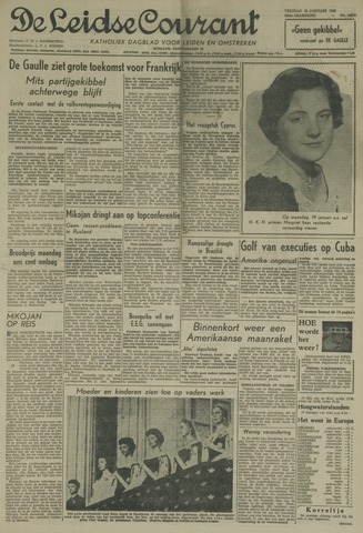 Leidse Courant 1959-01-16