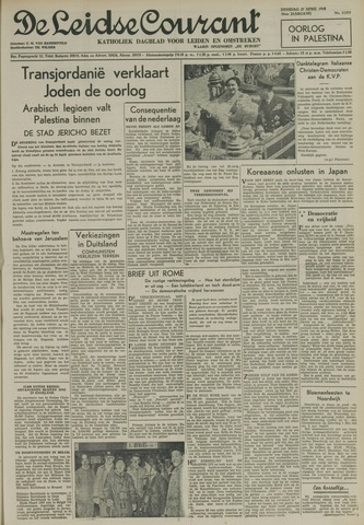 Leidse Courant 1948-04-27